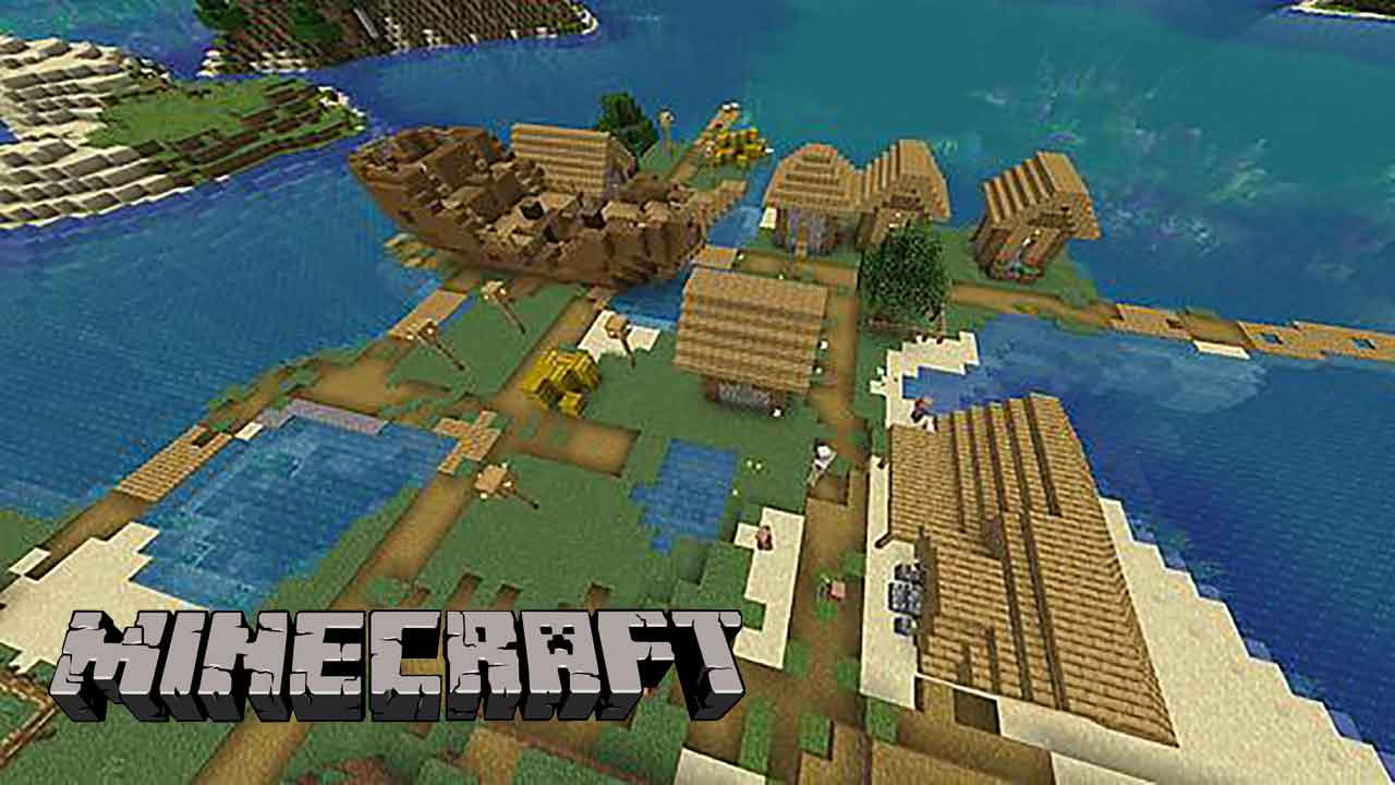 Best Worlds Seed List For Minecraft Version 114 In 2019