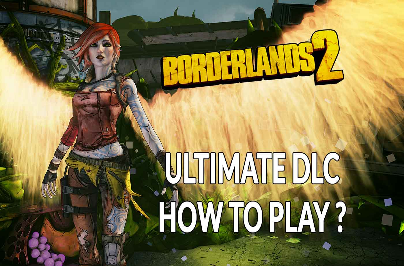 Borderlands 2 how to download the new DLC Lilith and the