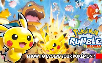how-to-evolve-pokemon-in-the-pokemon-rumble-rush-app