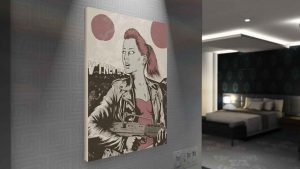 GTA-Online-reward-decorating-wall-painting-she-Loaded