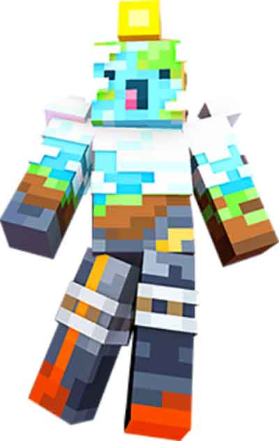 free-skin-minecraft-earth-beta