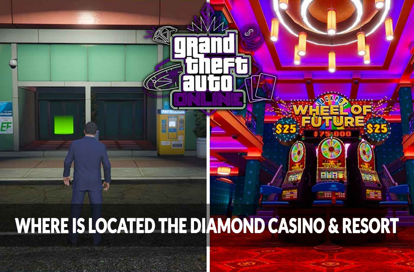 Gta Online Casino Location