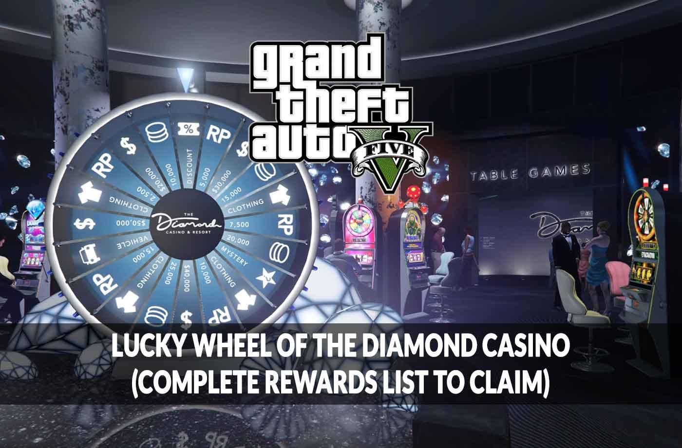 Gta Online Casino Wheel