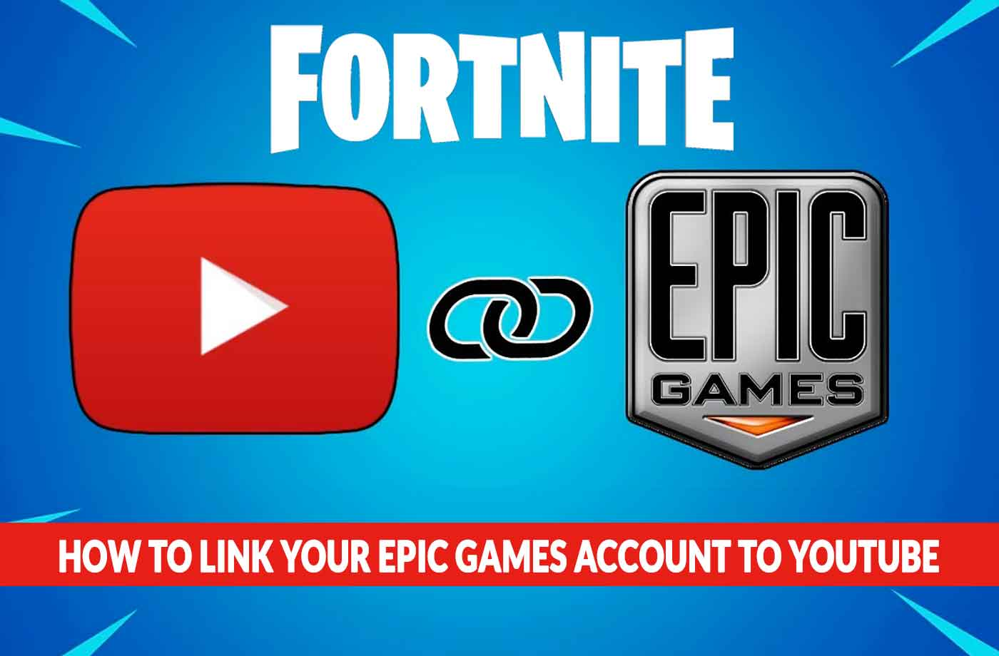 How To Link A Epic Account To A Fortnite Acount How To Link Your Epic Games Account To Youtube For Fortnite Drops Rewards Kill The Game