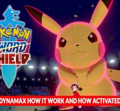 Wiki Pokemon Sword And Shield Dynamax How It Work and How Activated