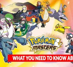 Pokemon Masters explains and details about the new Pokemon mobile game