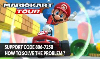 Mario-Kart-Tour-support-code-806-7250-bug-application-crash