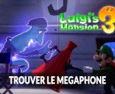 Comment allumer les télévisons et trouver le mégaphone de Oscar dans le studio de tournage de Luigi Mansion 3
