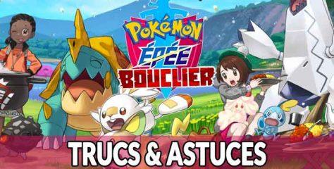 Aide de jeu Pokémon Épée et Bouclier trucs et astuces en vrac pour passer de dresseur à maitre