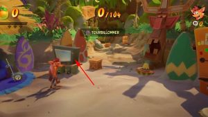 Crash-Bandicoot-4-Its-About-Time-niveau-1-dur-reveil