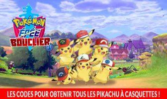 pokemon-epee-bouclier-codes-cadeaux-mysteres-pikachu-casquettes