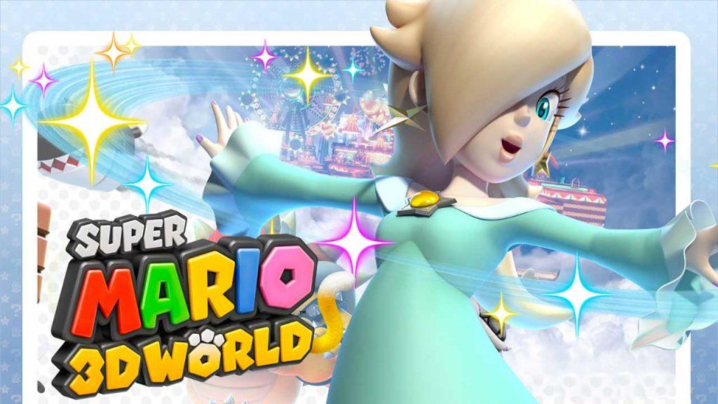 debloquer-le-personnage-secret-harmonie-rosalina-Super-Mario-3D-World-Nintendo-Switch
