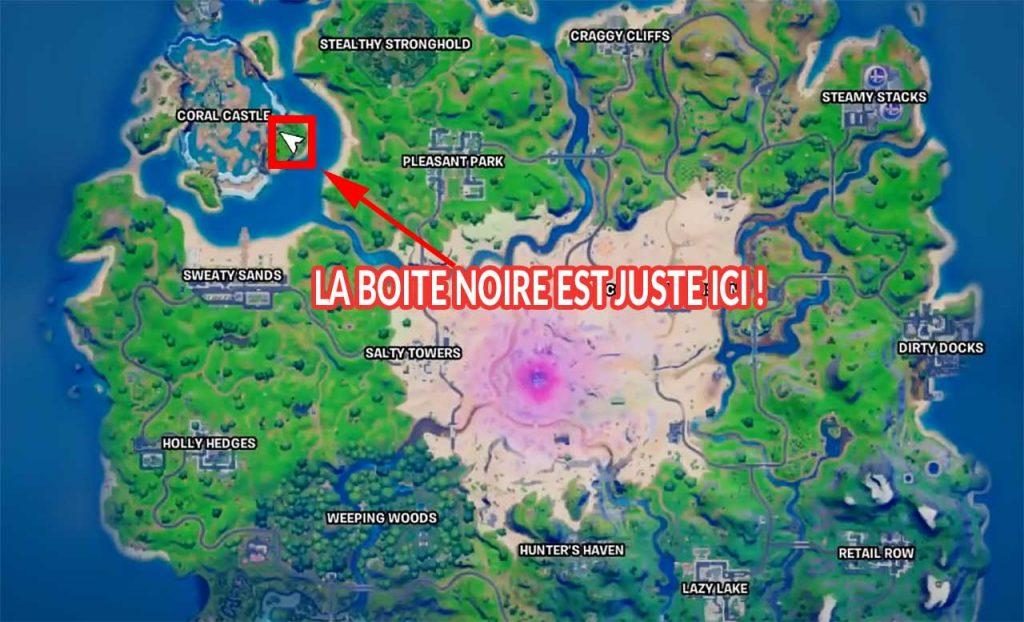 emplacement-boite-noire-avion-ecrase-fortnite-map