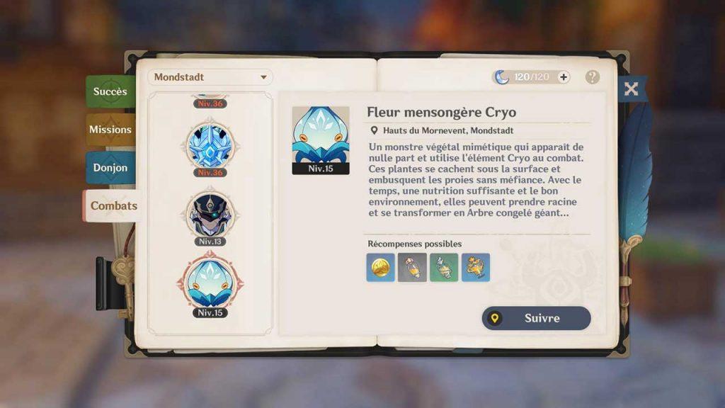 fleur-mensongere-nectar-materiaux-genshin-impact