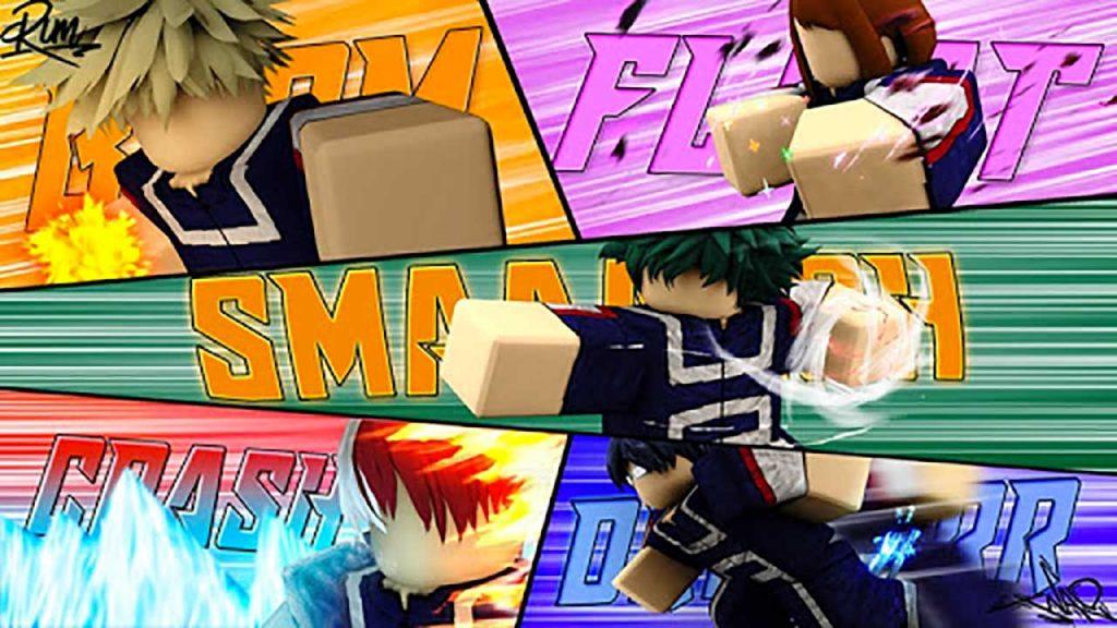 jeu-video-My-Hero-Academia-dans-Boku-no-Roblox-Remastered