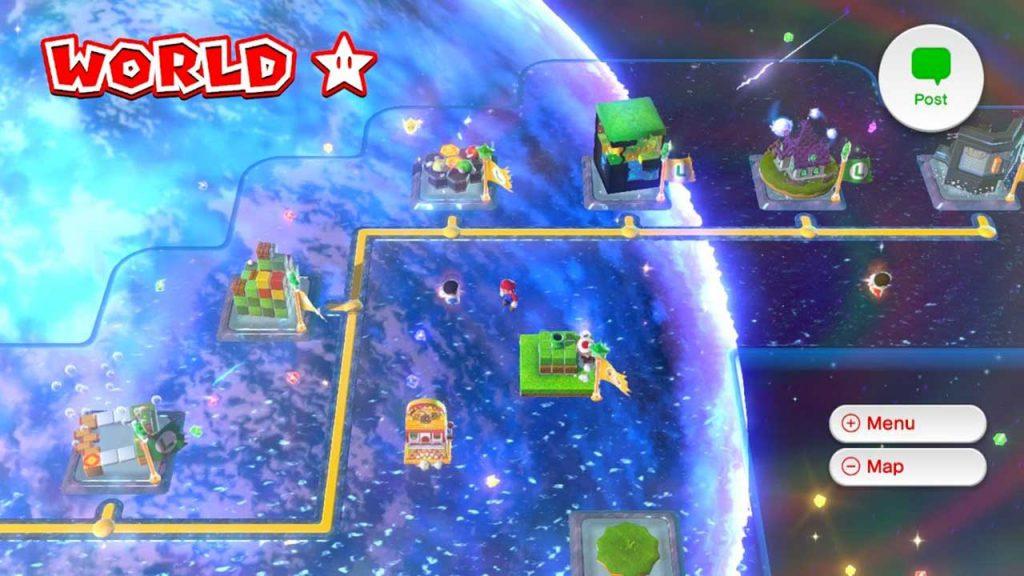 monde-etoile-9-de-super-mario-3d-world-nintendo-switch