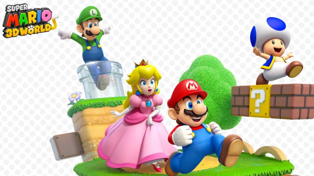 personnages-jouable-de-super-mario-3D-World-sur-Nintendo-Switch