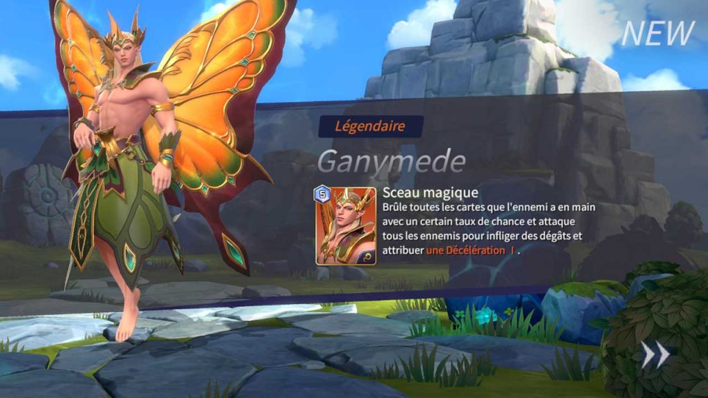 31-carte-monstre-Ganymede-legendaire-Summoners-War-Lost-Centuria