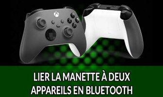 lier-manette-xbox-series-deux-appareils-Bluetooth