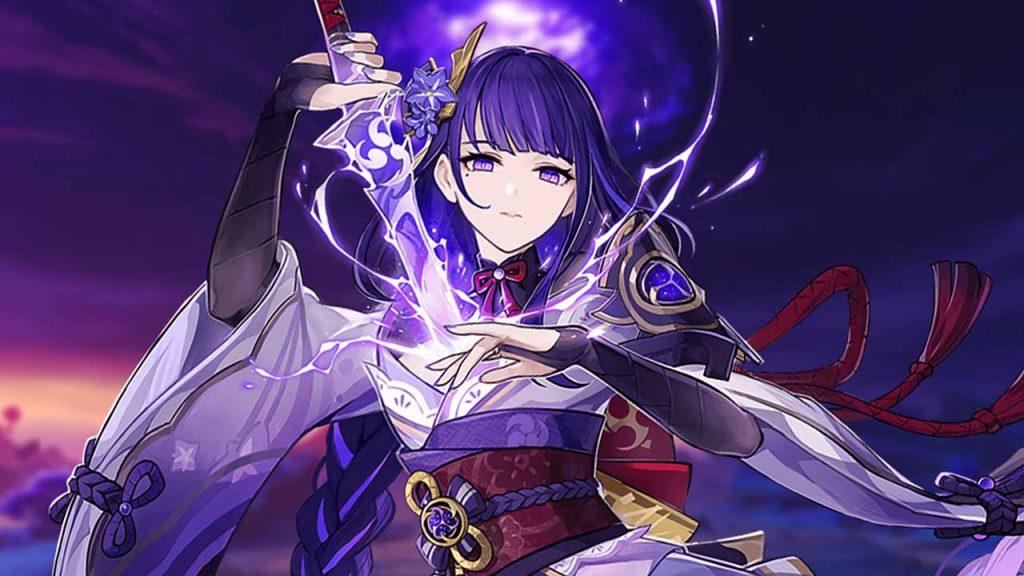 personnage-Shogun-Raiden-Baal-genshin-impact