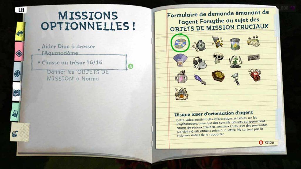 trouver-les-16-objets-de-la-mission-optionnelle-chasse-au-tresor-Psychonauts-2